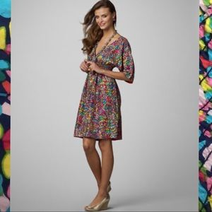 Lilly Pulitzer Dresses - Lily Pulitzer Anders Kimono Dress Booty Claw Print